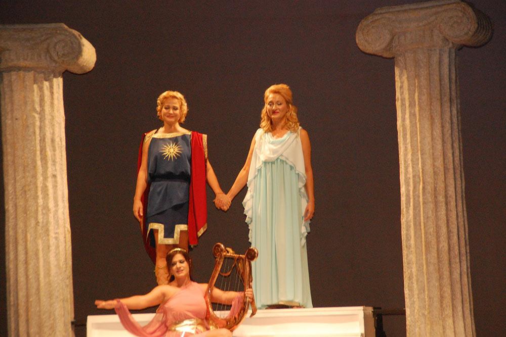 Орфей и Евридика